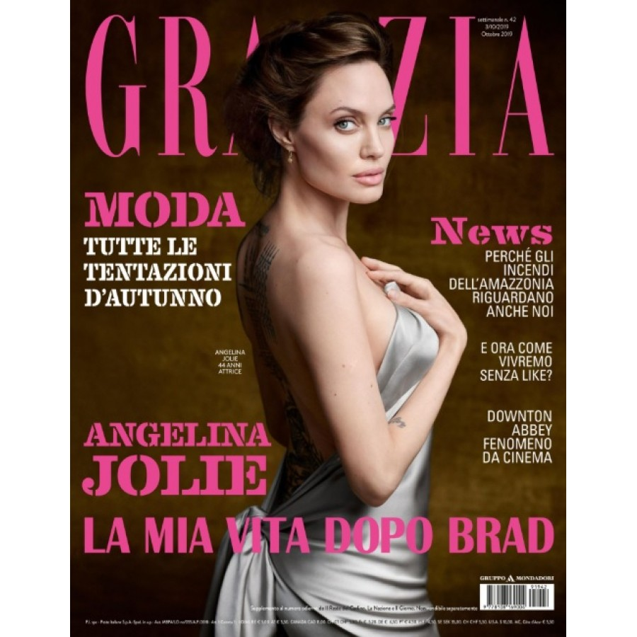 GRAZIA - n.42 - Ottobre 2019