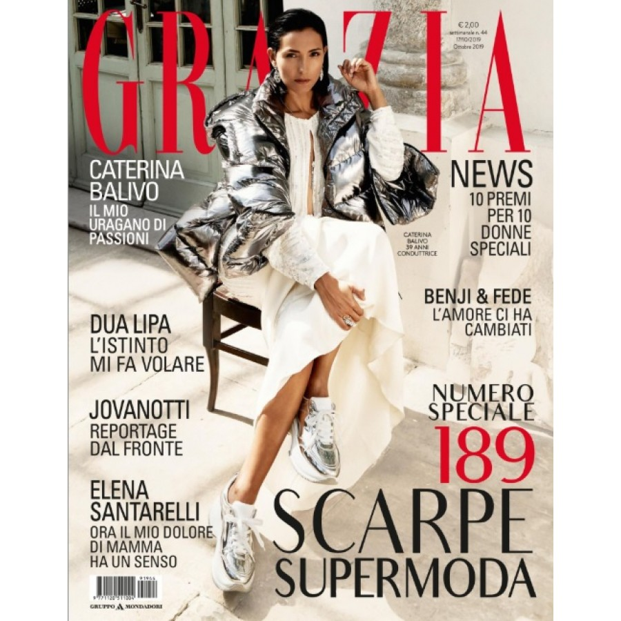 GRAZIA - n.44 - Ottobre 2019