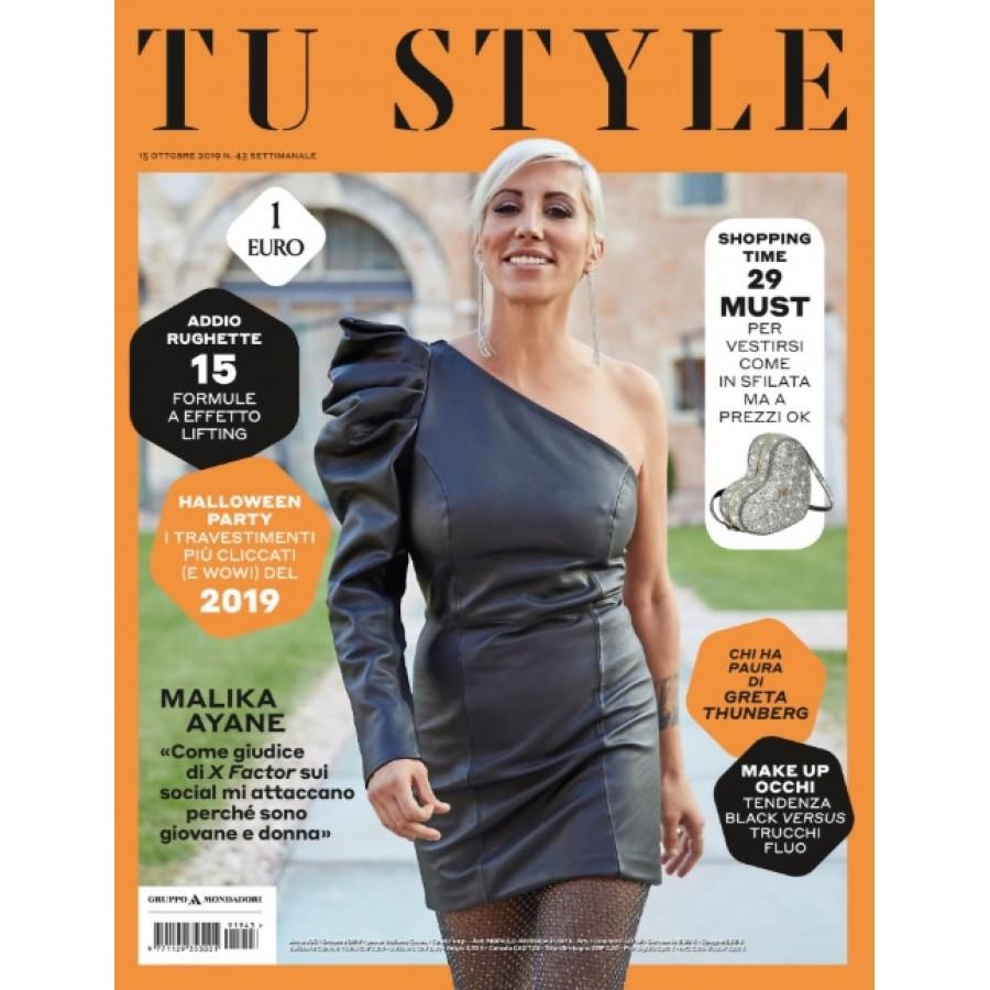 TU STYLE - n.43 - Ottobre 2019