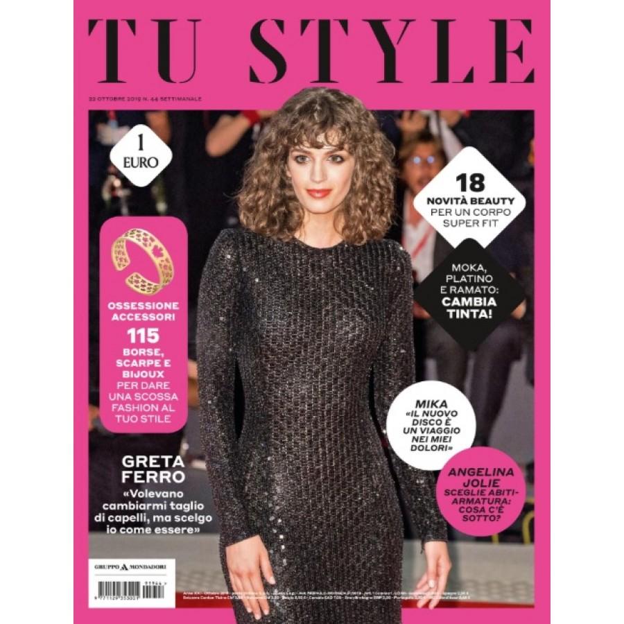 TU STYLE - n.44 - Ottobre 2019