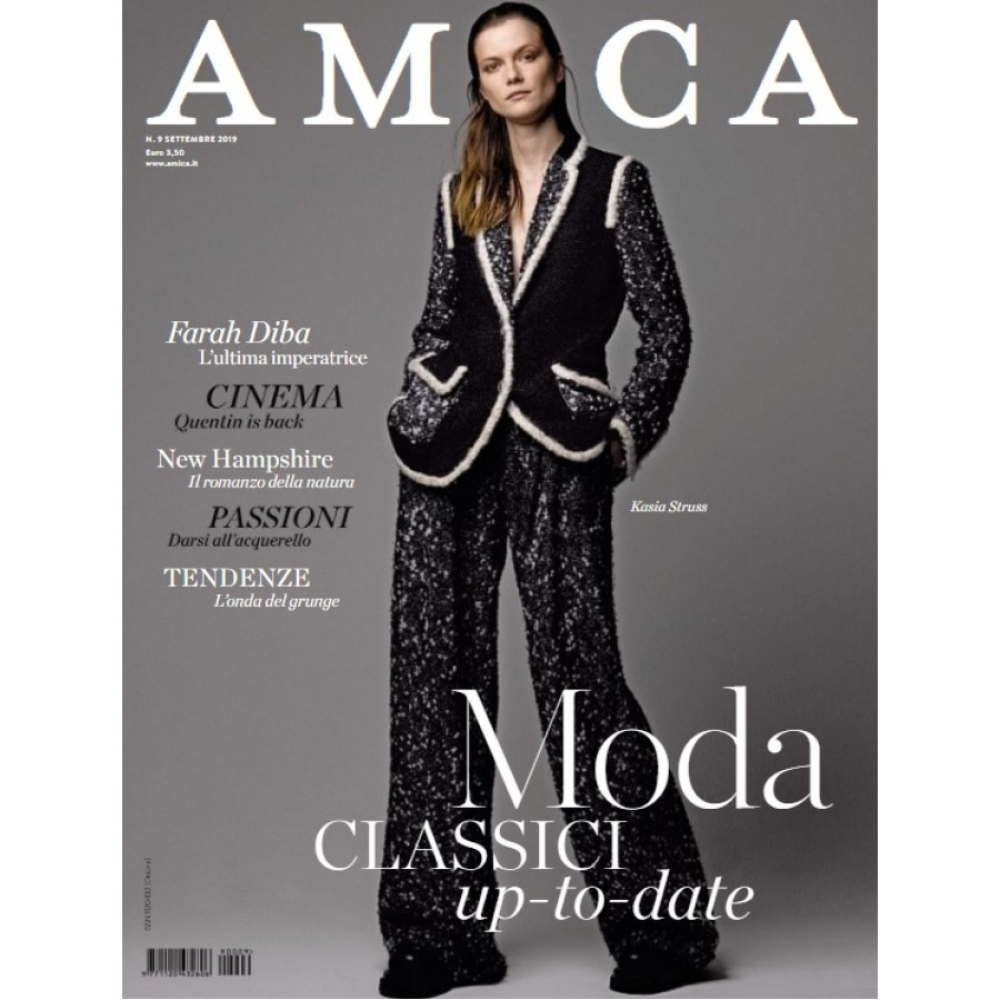 AMICA - n.9 - Settembre 2019