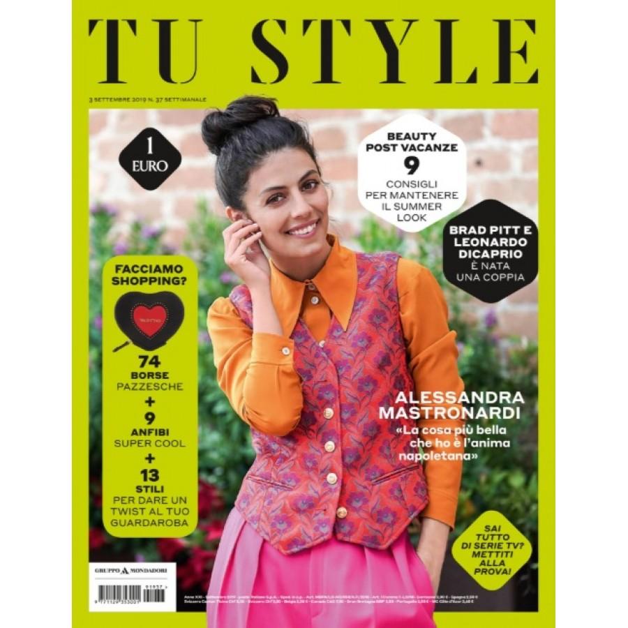 TU STYLE - n.37 - Settembre 2019