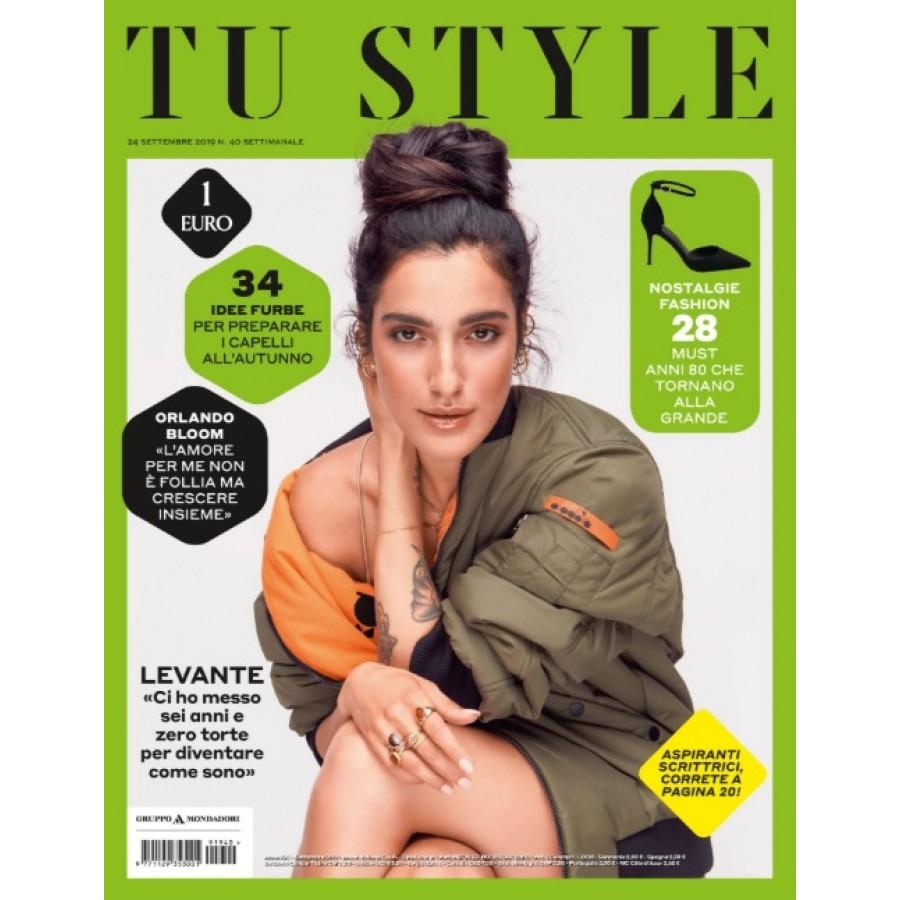 TU STYLE - n.40 - Settembre 2019