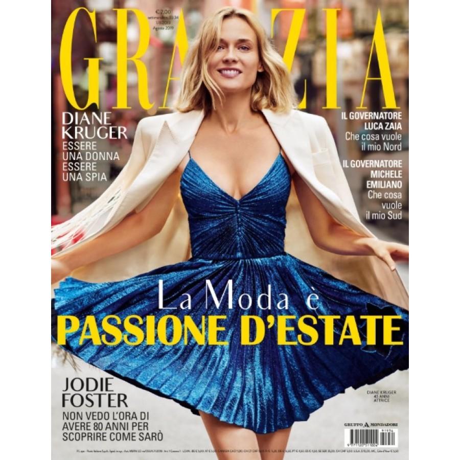 GRAZIA - n.33-34 - Agosto 2019