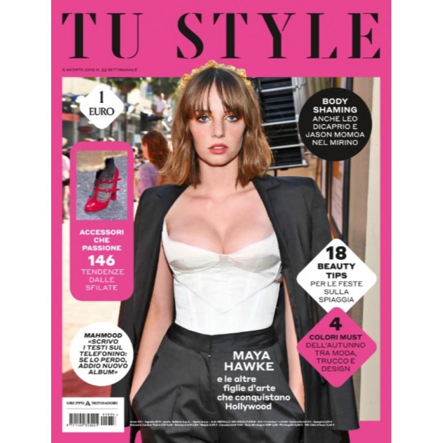 TU STYLE - n.33 - Agosto 2019