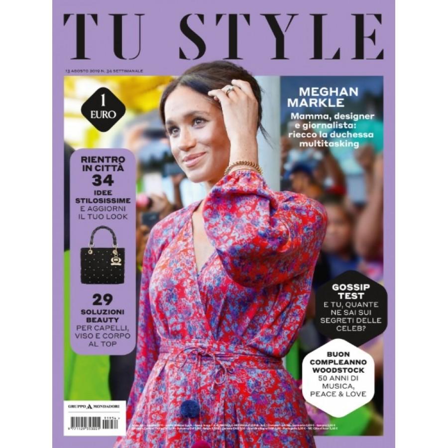TU STYLE - n.34 - Agosto 2019