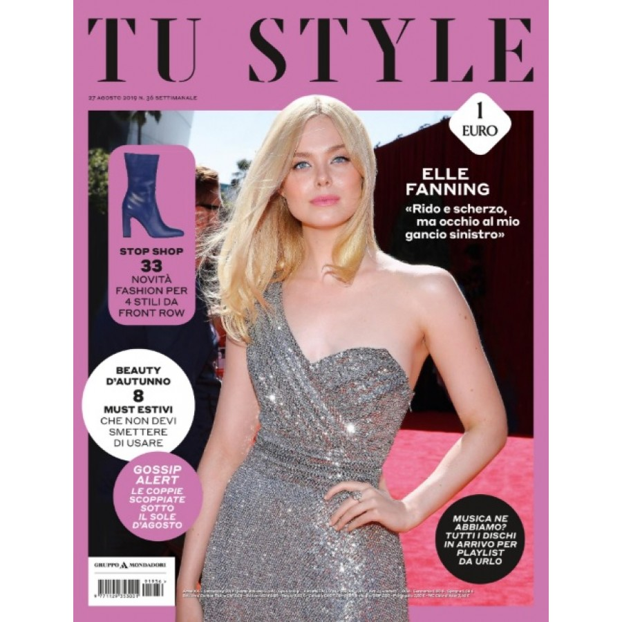 TU STYLE - n.36 - Agosto 2019