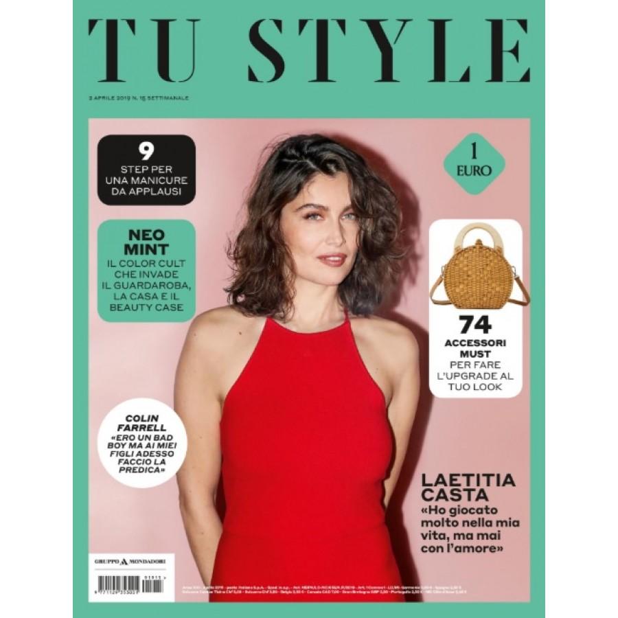 TU STYLE - n.15 - Aprile 2019