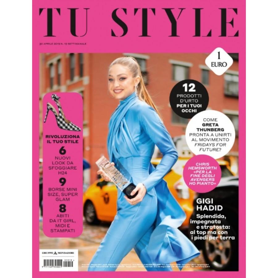 TU STYLE - n.19 - Aprile 2019