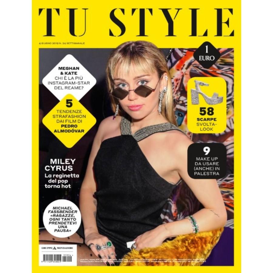 TU STYLE - n.24 - Giugno 2019
