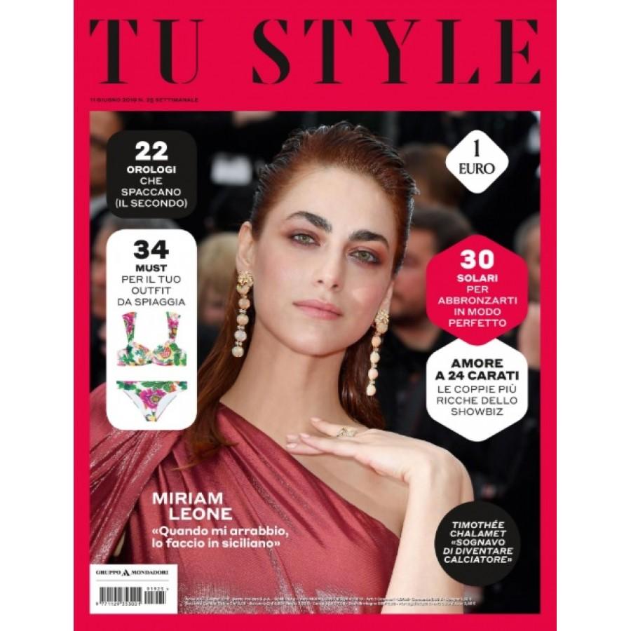 TU STYLE - n.25 - Giugno 2019