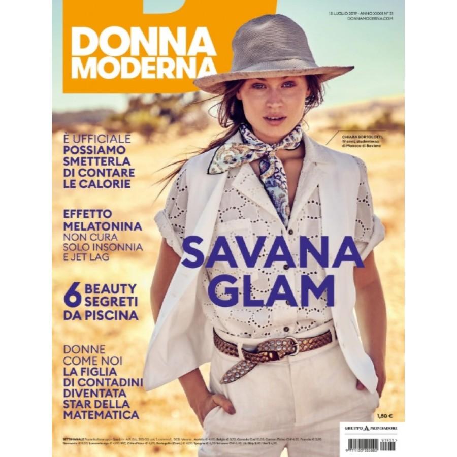 DONNA MODERNA - n.31 - Luglio 2019