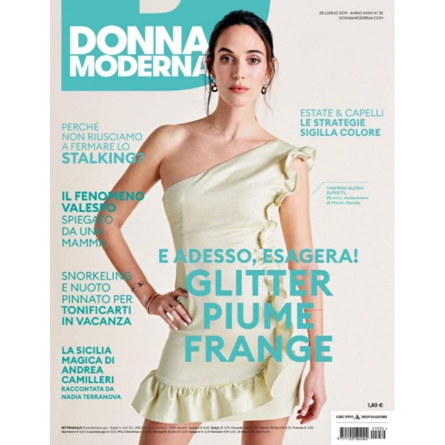 DONNA MODERNA - n.32- Luglio 2019