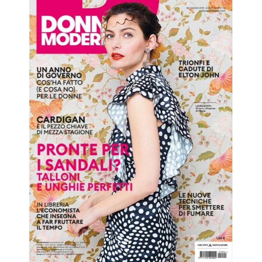 DONNA MODERNA - n.24 - Giugno 2019
