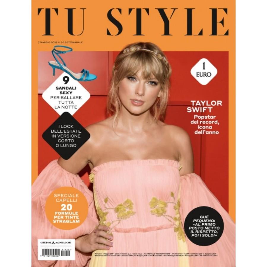 TU STYLE - n.20 - Maggio 2019