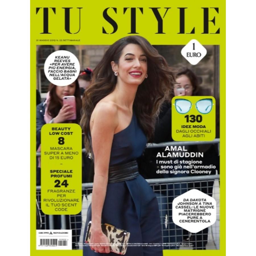 TU STYLE - n.22 - Maggio 2019