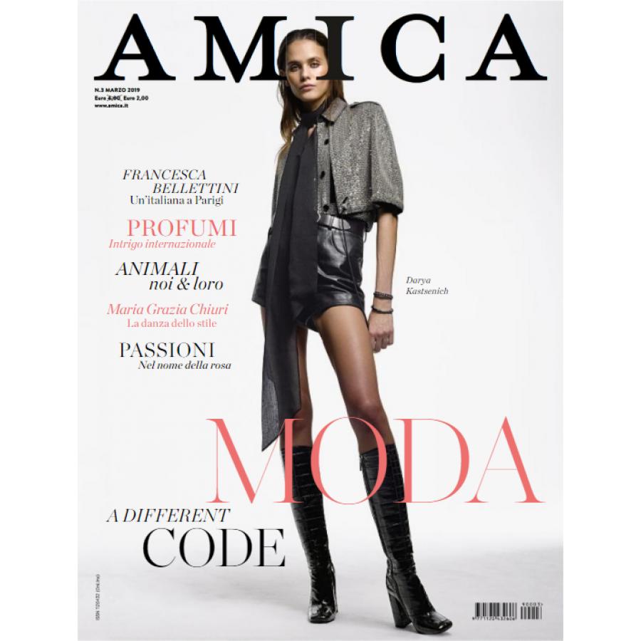 AMICA - n.3 - Marzo 2019