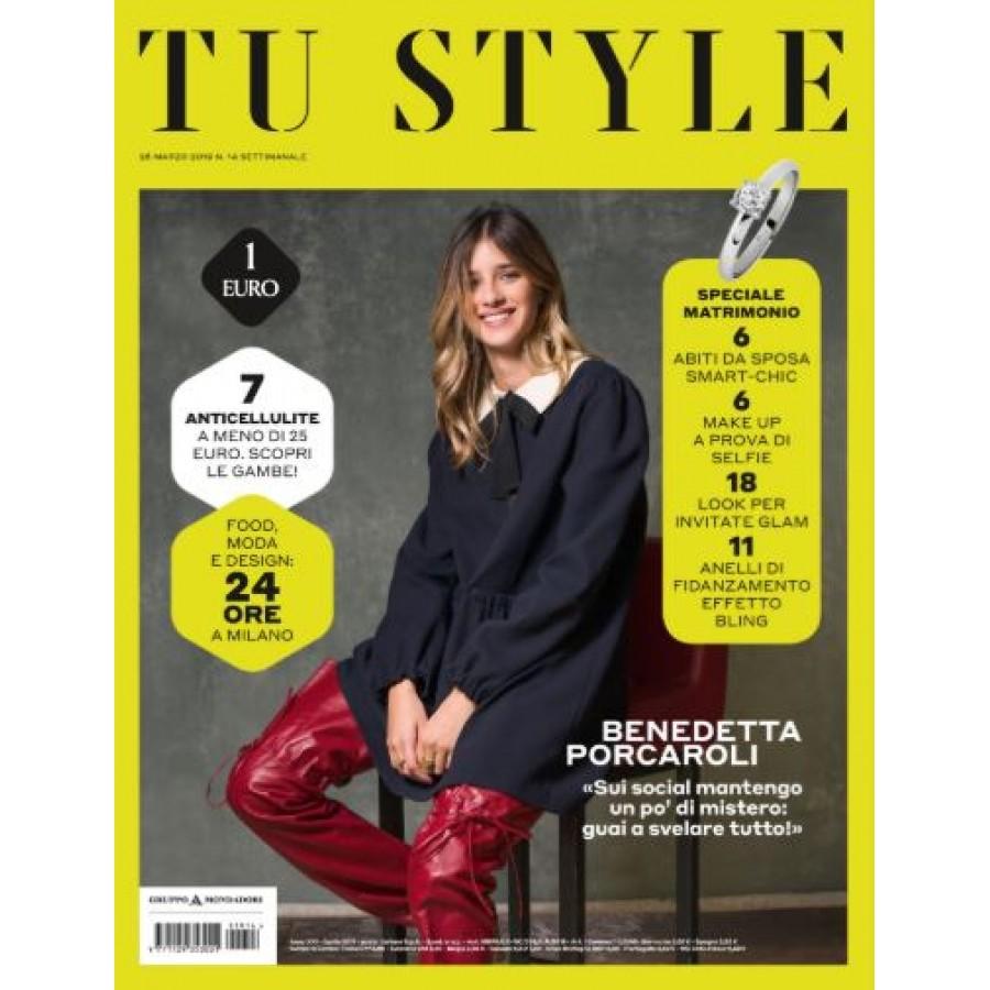 TU STYLE - n.14 - Marzo 2019