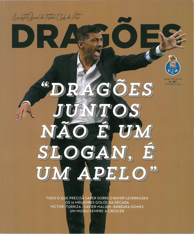 DRAGOES - Dicembre 2019