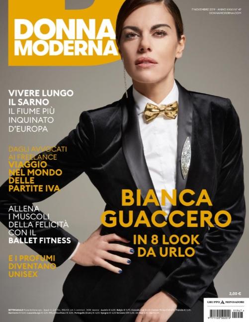 DONNA MODERNA - n.47 - Novembre 2019