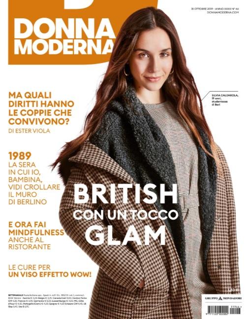 DONNA MODERNA - n.46 - Novembre 2019