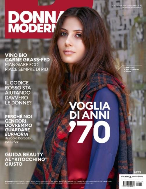 DONNA MODERNA - n.41 - Ottobre 2019