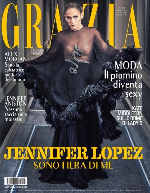 GRAZIA - n.45 - Ottobre 2019