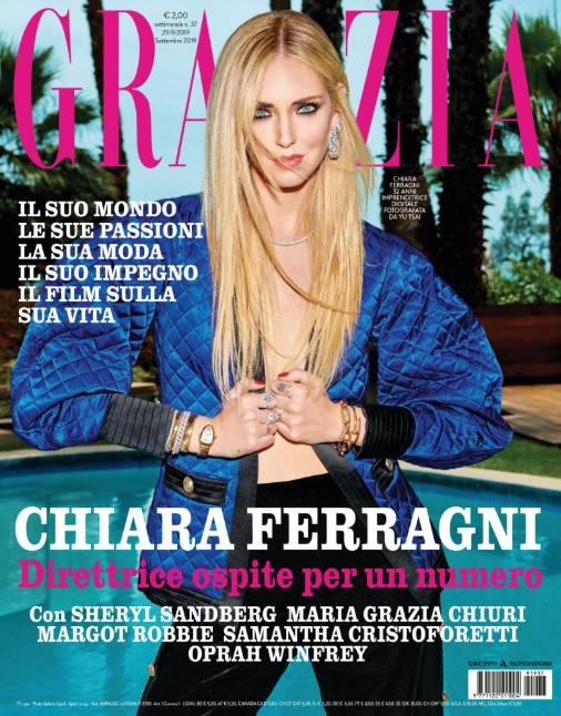 GRAZIA - n.37 - Agosto 2019